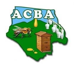 Ashe County Beekeeping Association (ACBA) Official ACBA Logo